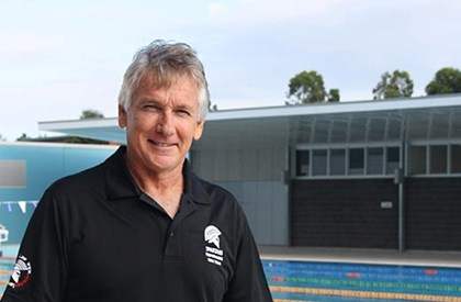 Professor of Sport Science Brendan Burkett OAM is the driver behind USC's High Performance Swimming Program