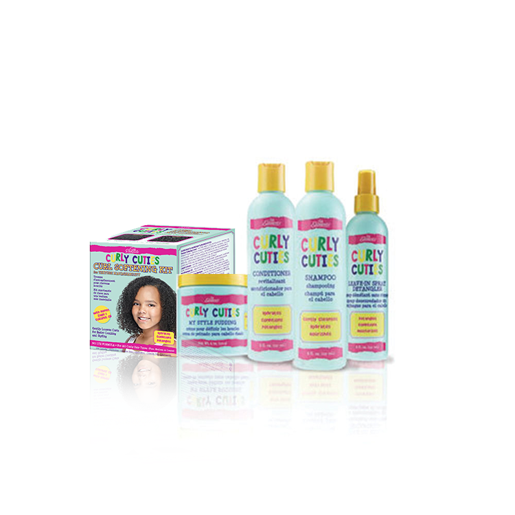 For Permed and Multi-Textured Hair