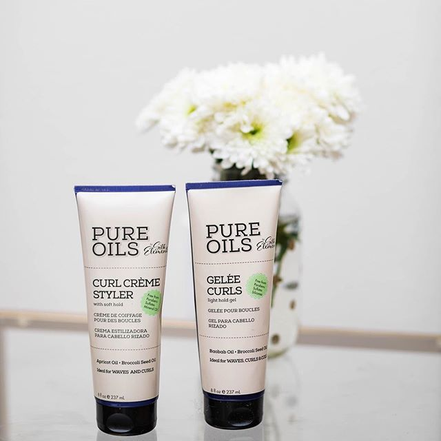 Your wash & gos will never be the same! This dynamic duo will have your curls defined and full of shine!  Have you tried these products yet? What are you waiting for? #SilkElements