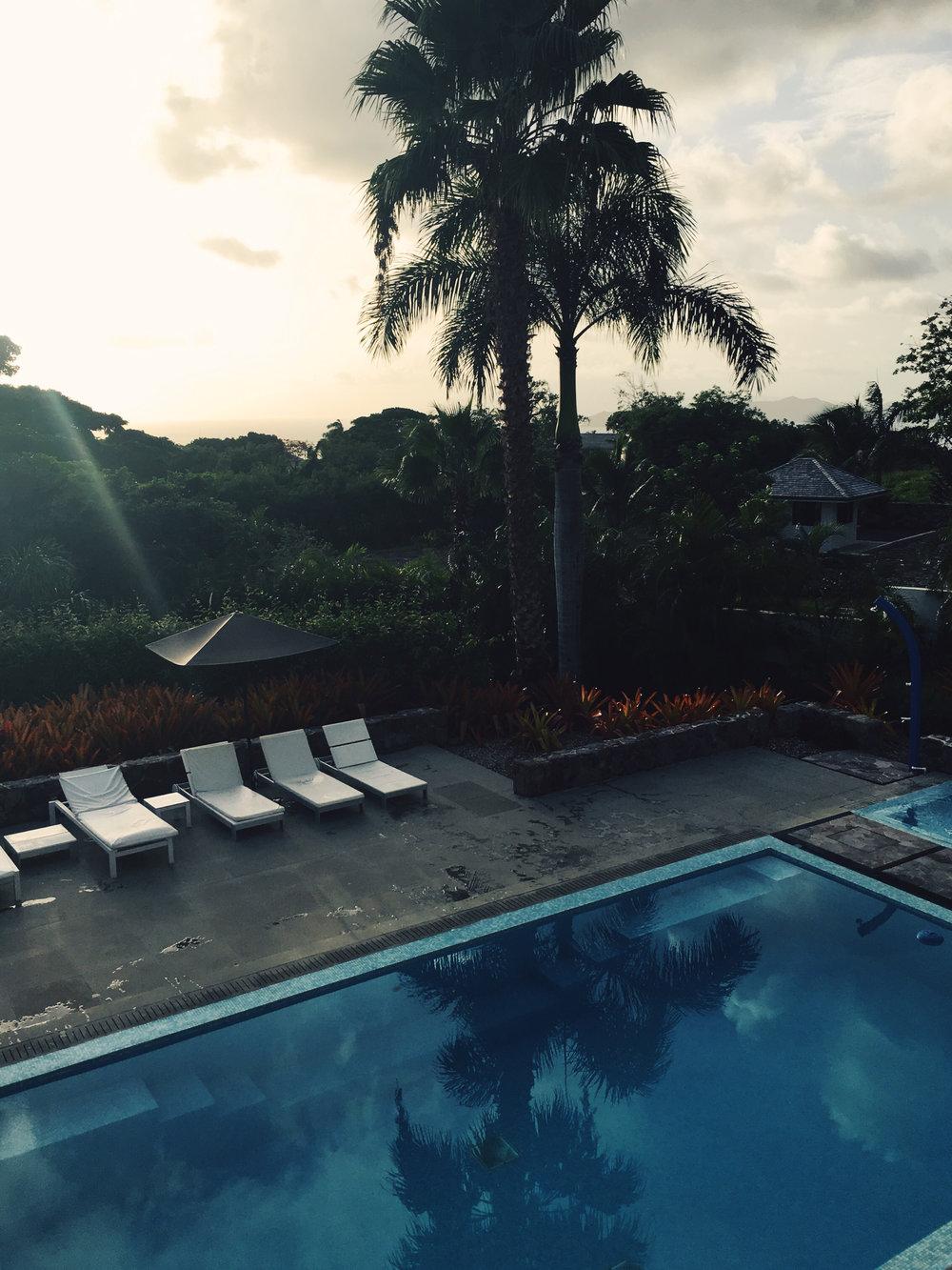 The Retreat, Nevis