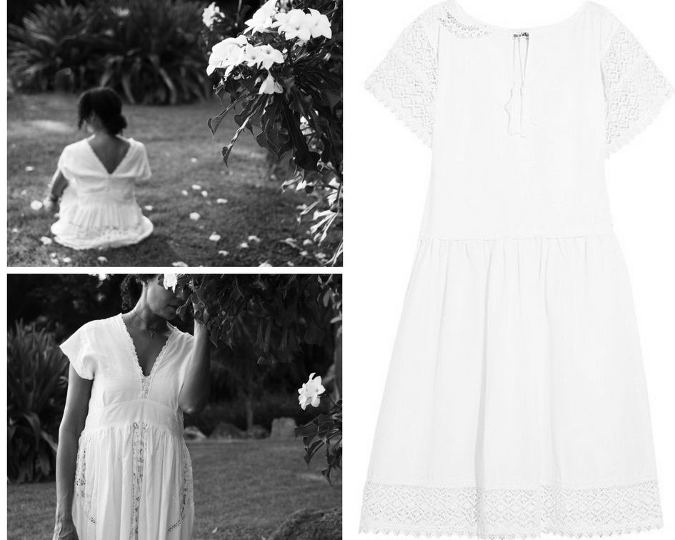 Nevis. Dress by Place Nationale