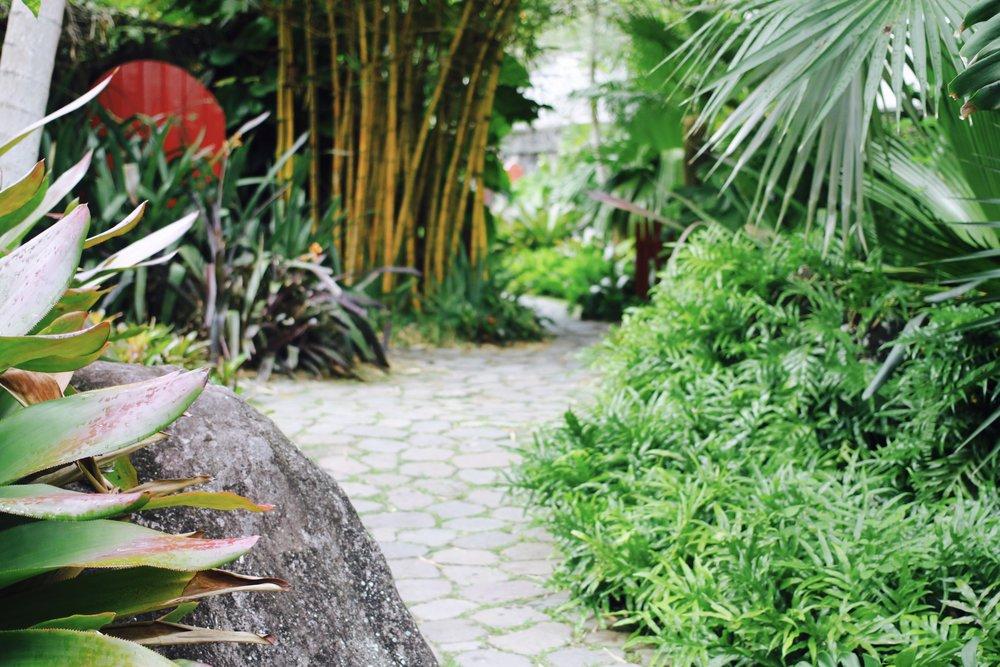 Gardens #travel