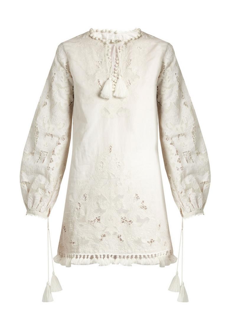 Talithe embroidered kaftan #travel #fashion