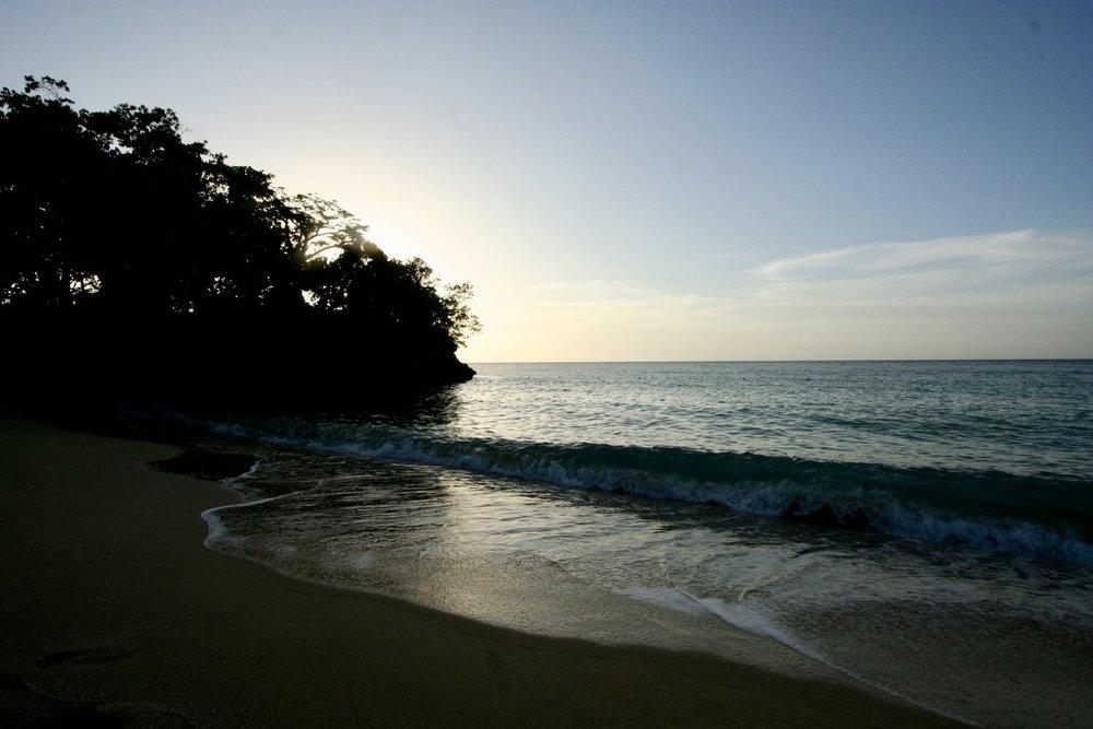 Sunset at Jamaica Inn