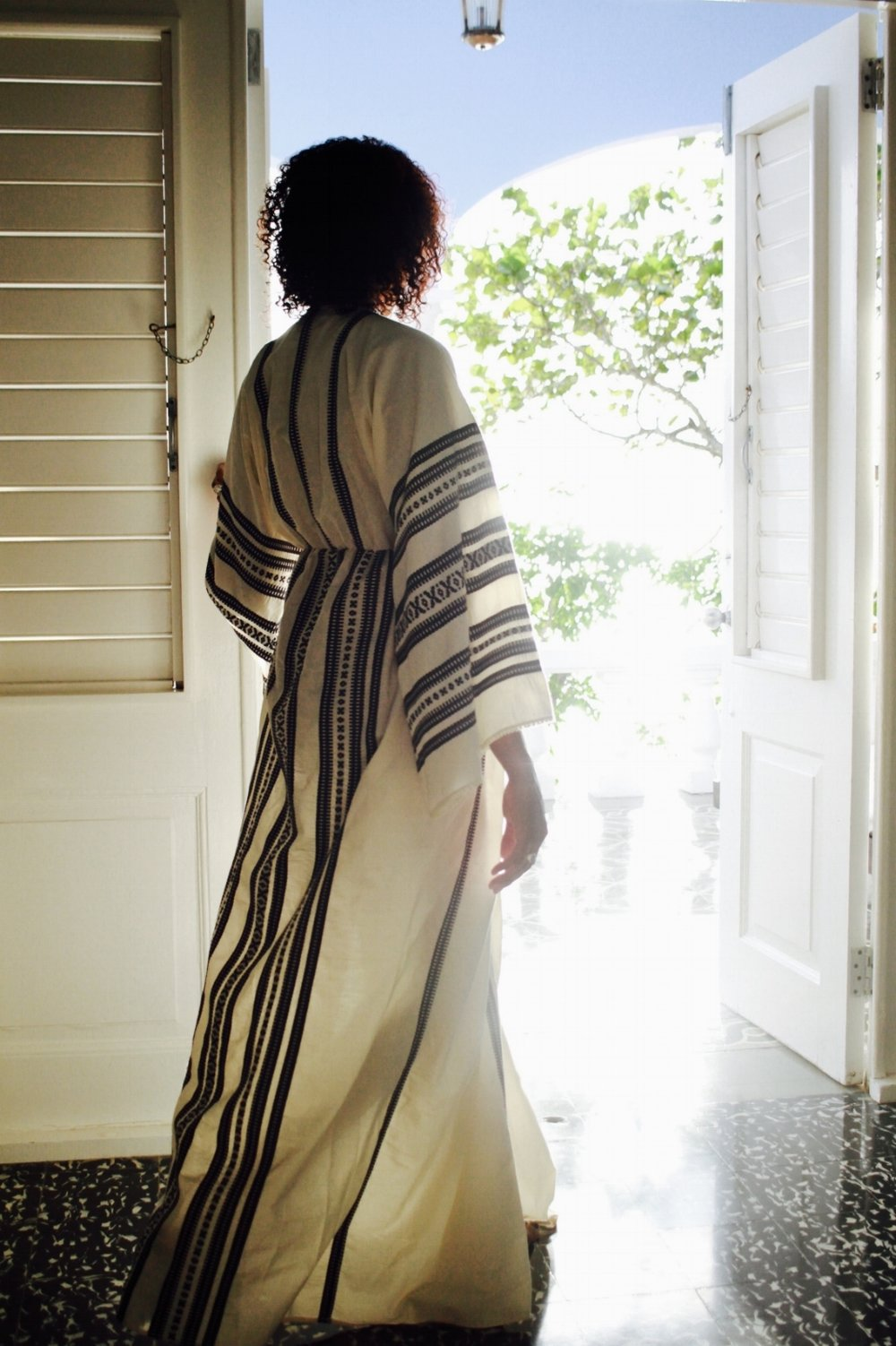 Caftan by Celia Dragouni available   here