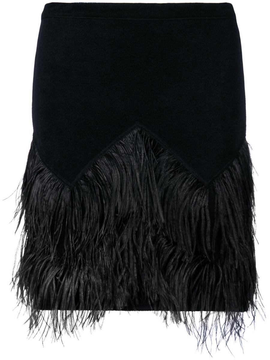 Nº21 Pelmet mini skirt