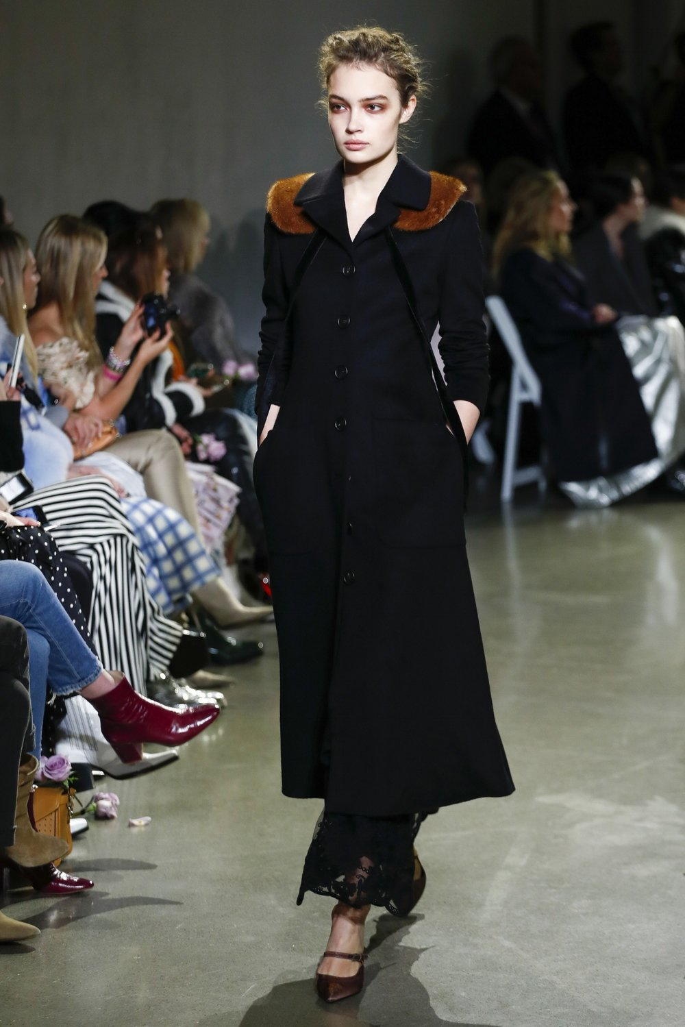 Brock Collection Fall/Winter 2018