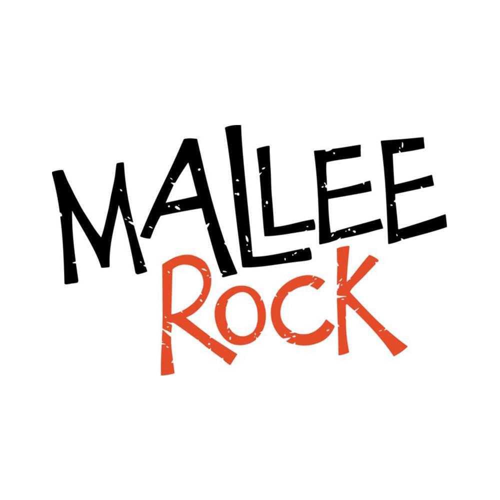 MALLEE ROCK