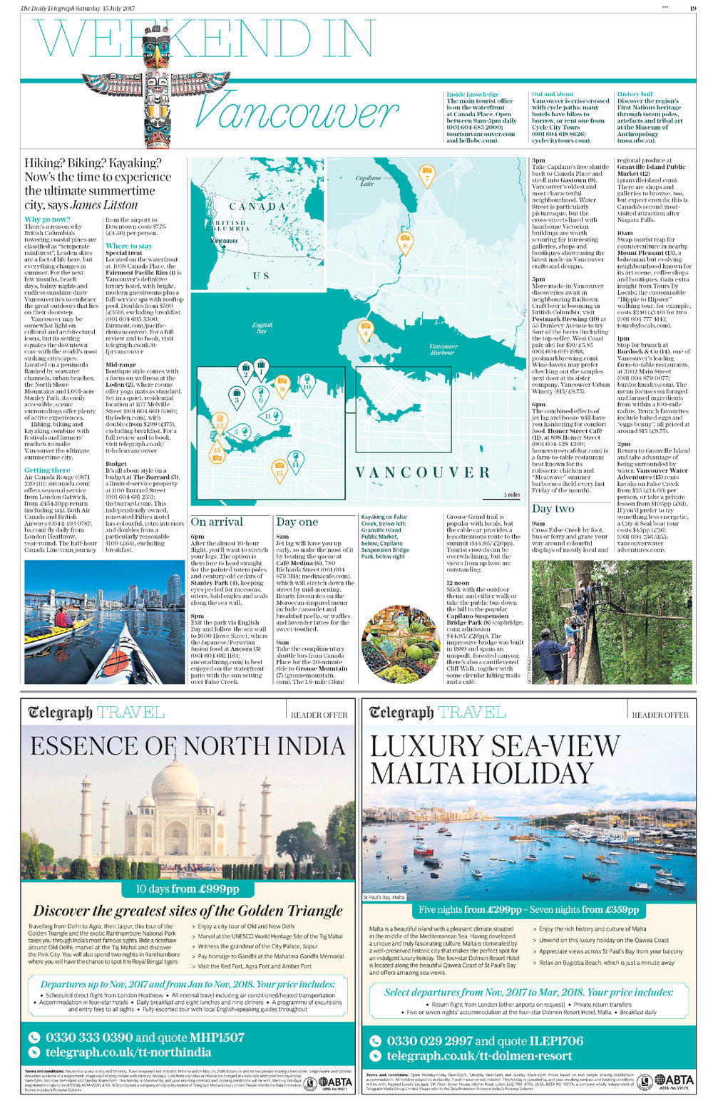 Loden Hotel - The Daily Telegraph