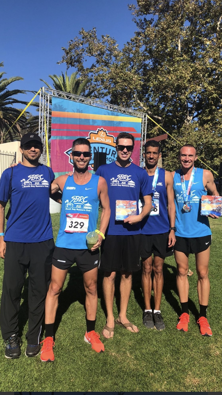 All in all it was a great day for the  South Bay Run Club  with lots of PR's across the board.