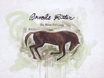 The Horse Fell Lame CD