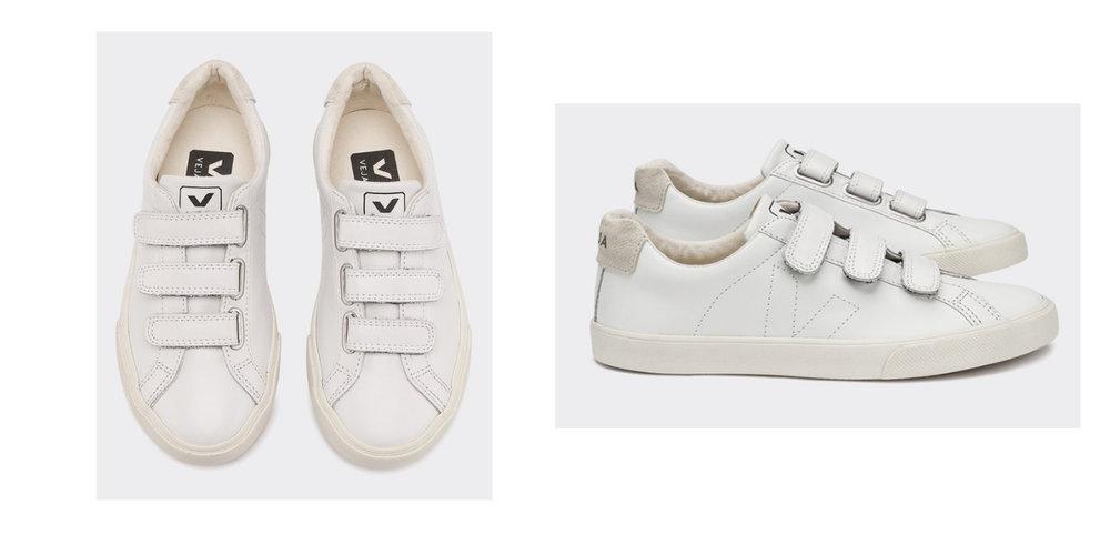 STEAL: Low Top Sneakers,  Veja , $135
