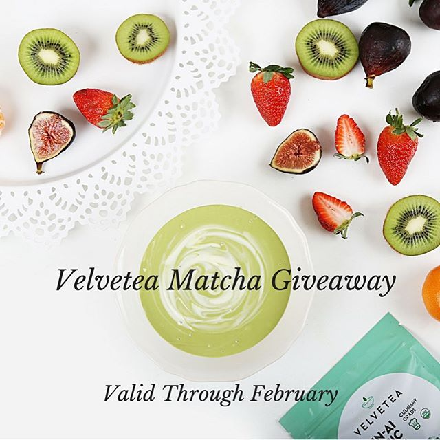 Share our photo for a chance to win a FREE VelveTea Culinary Grade Matcha Bag! Let your inner culinary hero shine! ❤️🍵 Learn more about VelveTea @ www.velvetea.com. Winner will be announced February 28th, so get your sharing on! 💪 • • • #matcha #velvetea #free #matchalover #giveaway #contest #greentea #tea #teatime #food #foodie #organic #sustainable