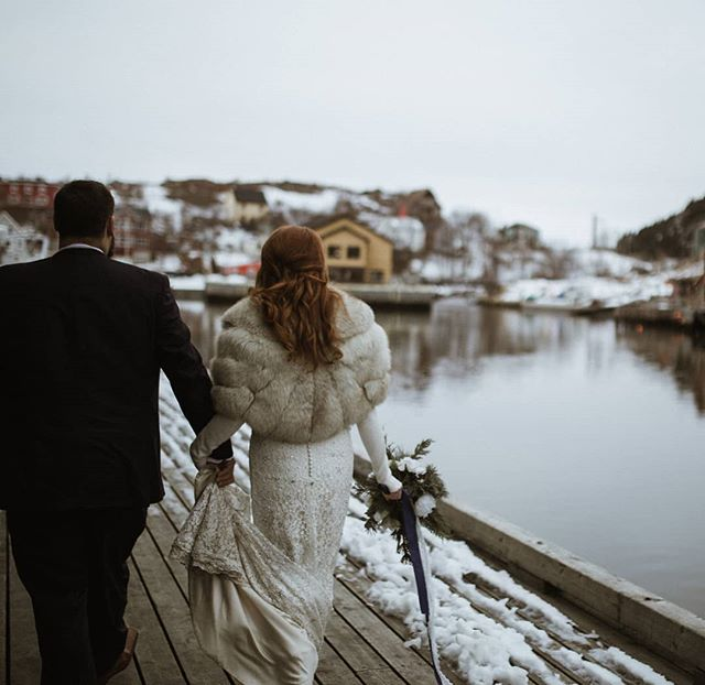 Some places are nicer in the winter 😊✌ Quidi Vidi is totally one of them - a way more fun engagement session than trying to do it in the summer when the crowds are around 🙈 I still have space for two engagement sessions this month - who wants one???!!! . . . . . . . . . . . . . . . . . . . . .  #newfoundlandelopement #newbrunswickelopement #novascotiaelopement #communityovercompetition #creativeentrepreneur #quidividielopement #risingtidesociety #halifaxelopementphotographer #peiphotographer #newfoundlandweddingphotographer #canadianelopementphotographer #dirtybootsandmessyhair #bohoweddinginspo #bohoelopement #freespiritedwedding #belovedstories #destinationelopementphotographer #quidividi #radlovestories #loveandwildhearts #photobugcommunity #lookslikefilm #heyheyhellomay #adventurouswedding #bohobride #indiebride #stjohnselopement #offbeatbride