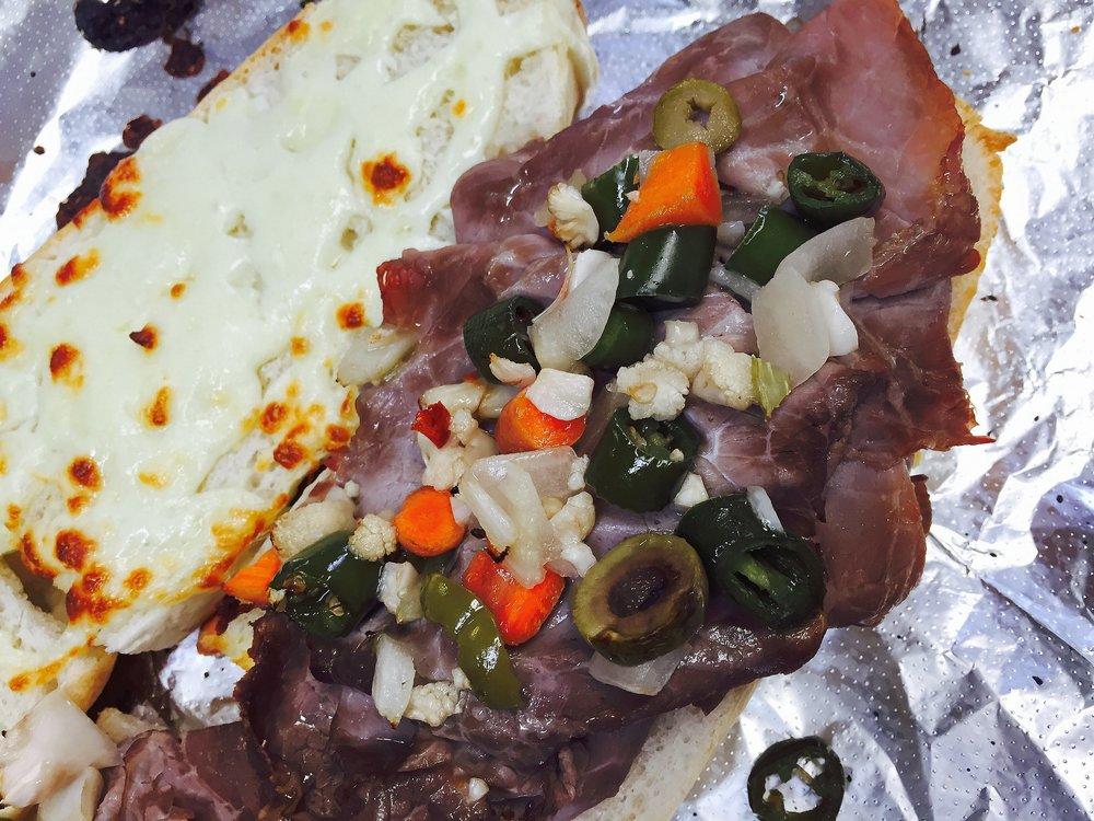 Italian Beef Grinder