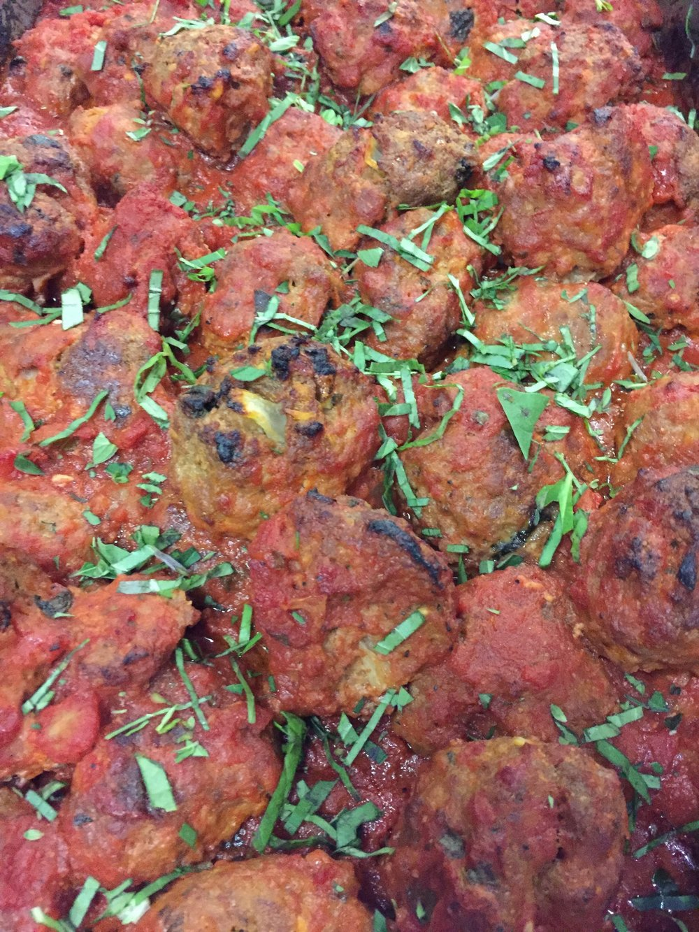Home Made Meat Balls