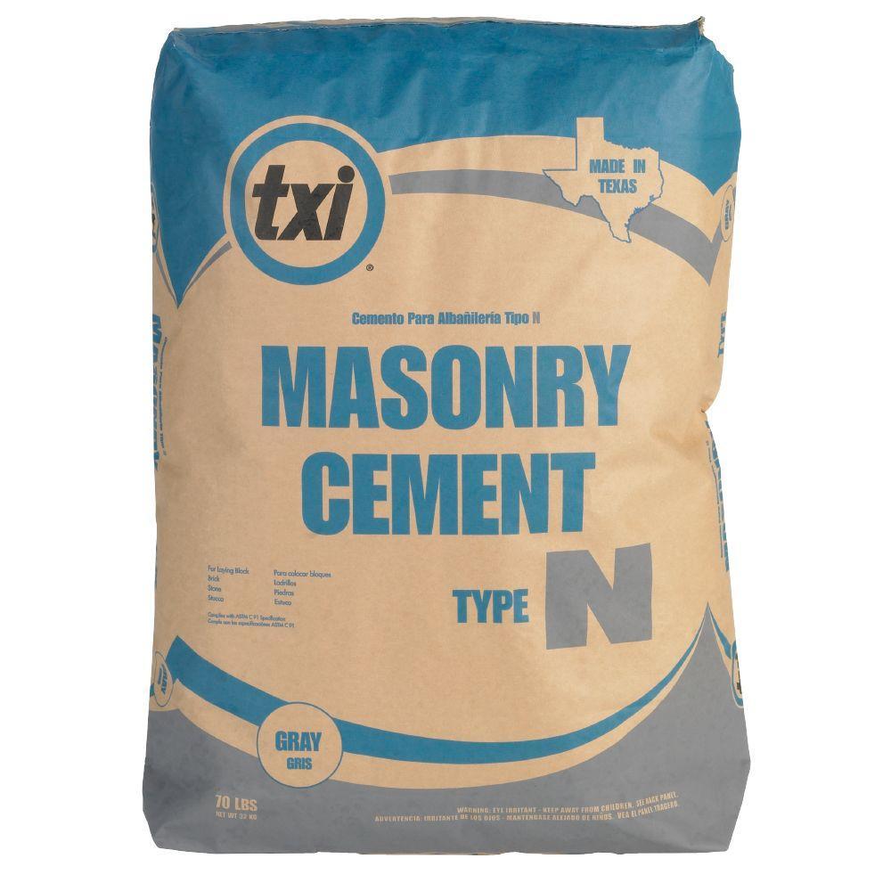 Masonry Cement, Type N