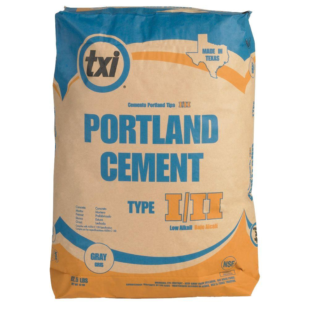 Portland Cement, Type I/II