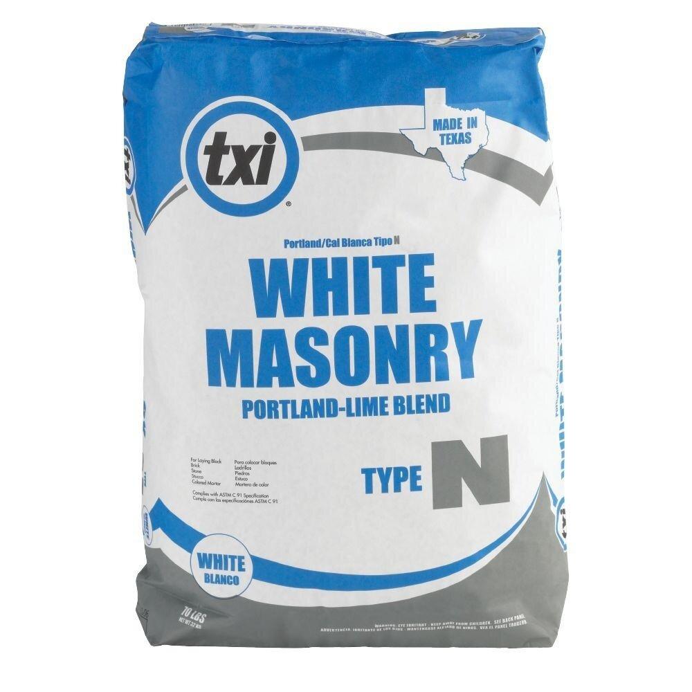 White Masonry Mix, Type N
