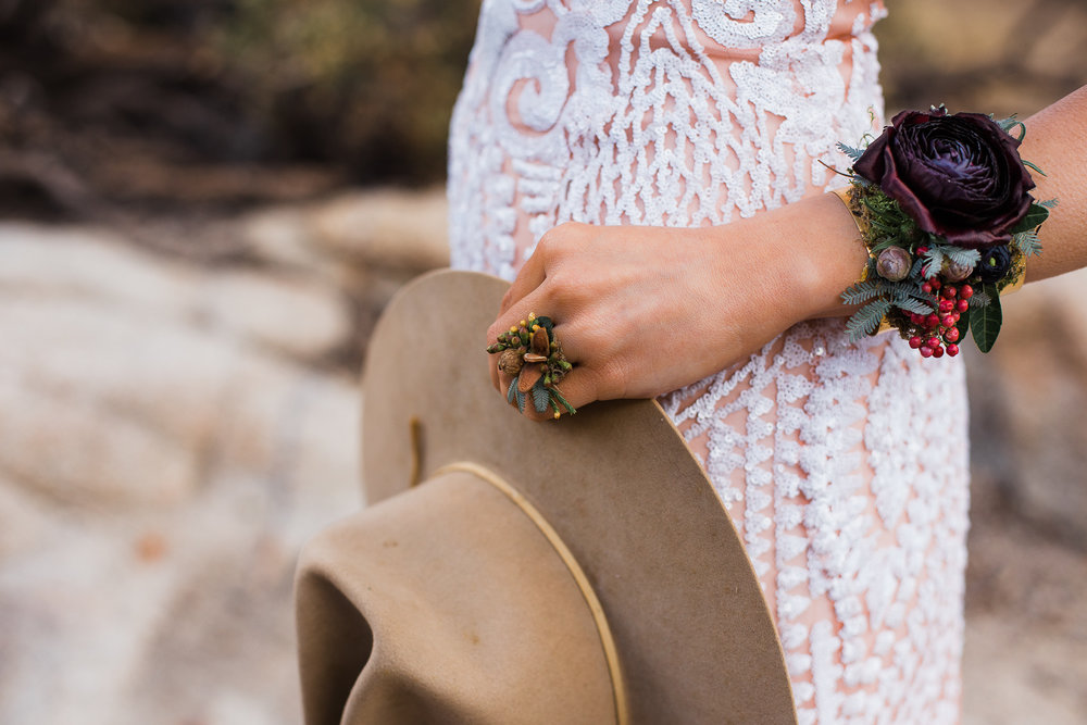 Wildflowers at the Lake - Our New  Floral Cuff Bracelets  - Anna Beth Photography