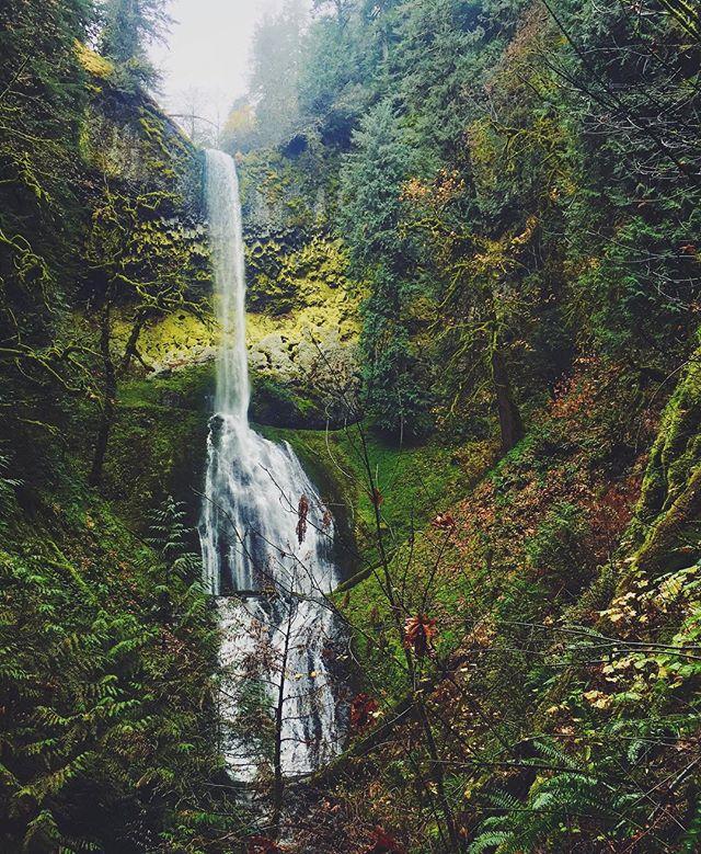 #waterfallwednesday 💦💦 (November, 2016).