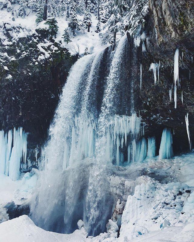 #WaterfallWednesday