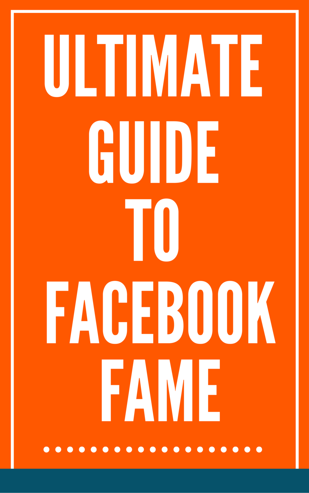 Get more Facebook page followers