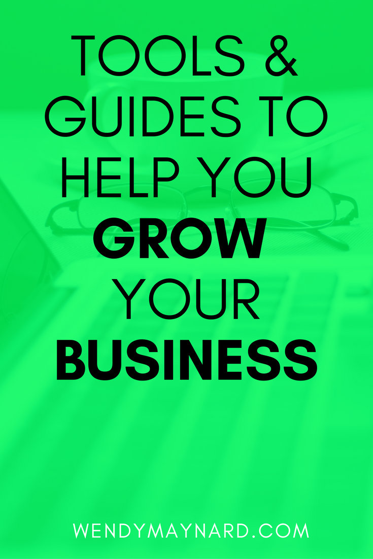Quickly grow your online business and blog with this comprehensive list of tools, software, equipment, and guides.