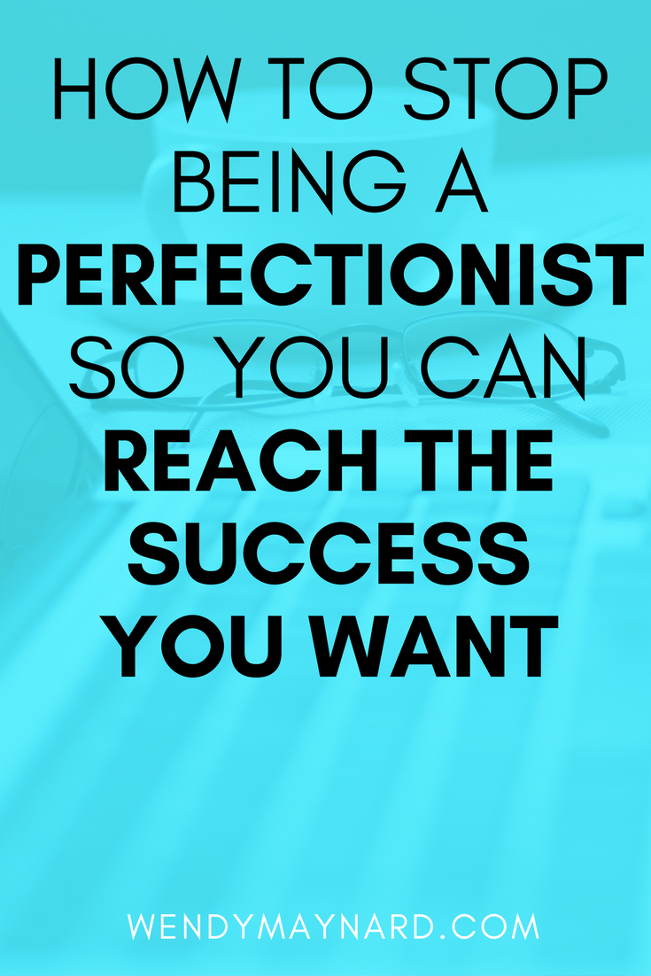 In addition to risking your own mental well-being, physical health, and relationships with others, perfectionism will greatly limit your success as an entrepreneur and, most likely, it will keep you poor. Here's how you can change.