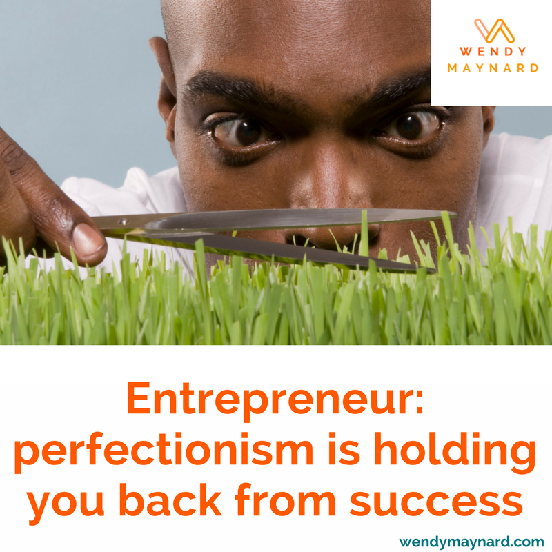 In addition to risking your own mental well-being, physical health, and relationships with others, perfectionism will great limit your success as an entrepreneur and, most likely, it will keep you poor. Here's how you can change.