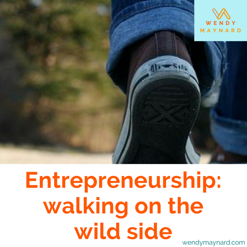 Entrepreneurship: the burning desire for success. To be an entrepreneur takes a lot of guts and a certain amount of insanity.  I know this because I am one.  And I'll be the first to admit it - the life of entrepreneurship is a roller coaster ride. Read more.