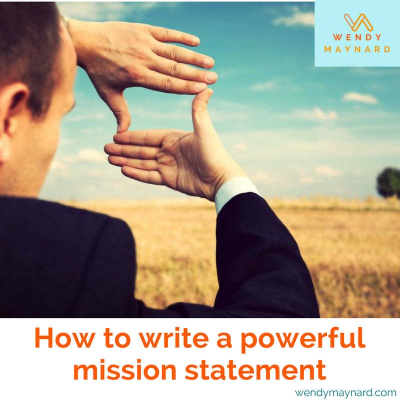 Your mission statement is the heart of your business Whether you are just starting your company or you are growing it, one of the most important considerations is your mission statement. Here's how to write a powerful mission statement with 21 examples to help you.