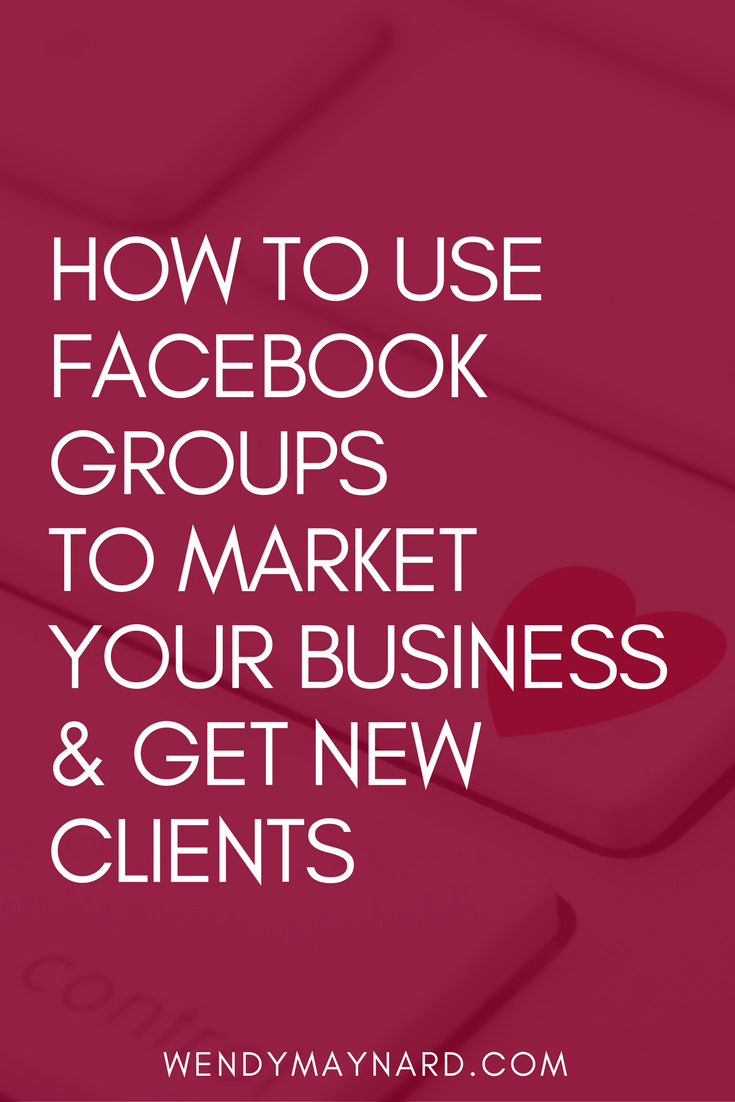 Facebook groups are a powerful way to market your business, get leads, and land new clients. This article will walk show you exactly how to join the best Facebook groups and effectively network in them to get new business! Pin this to your board.