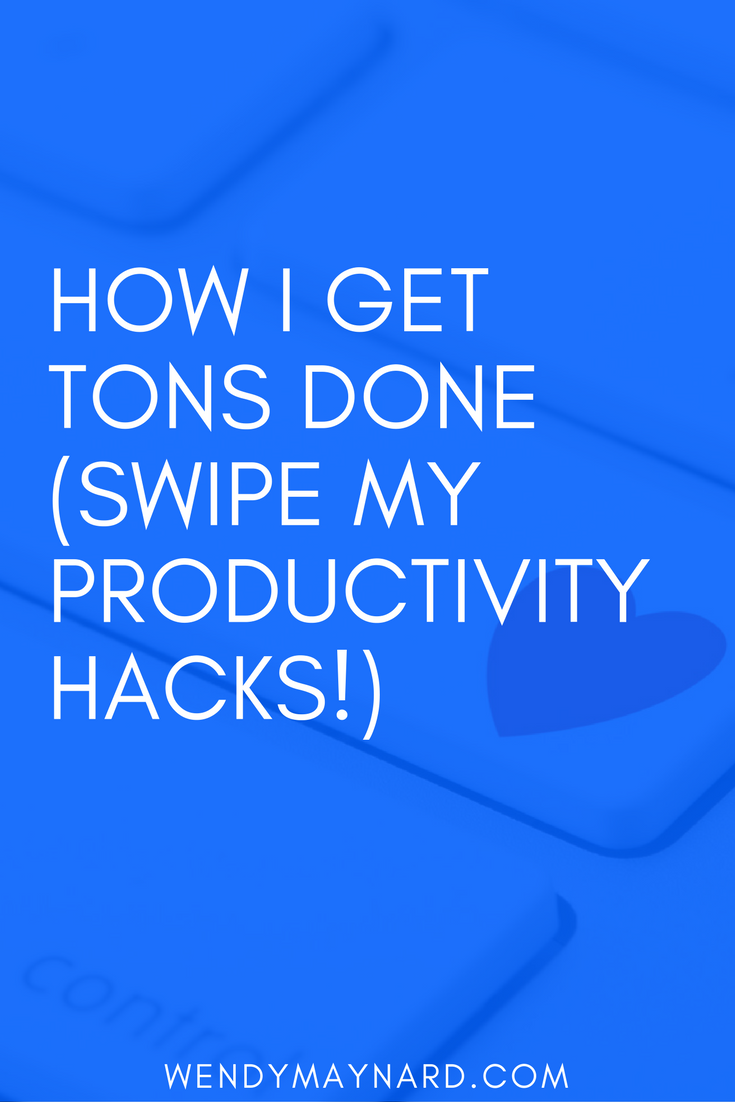5 tools to increase your blogging and business productivity
