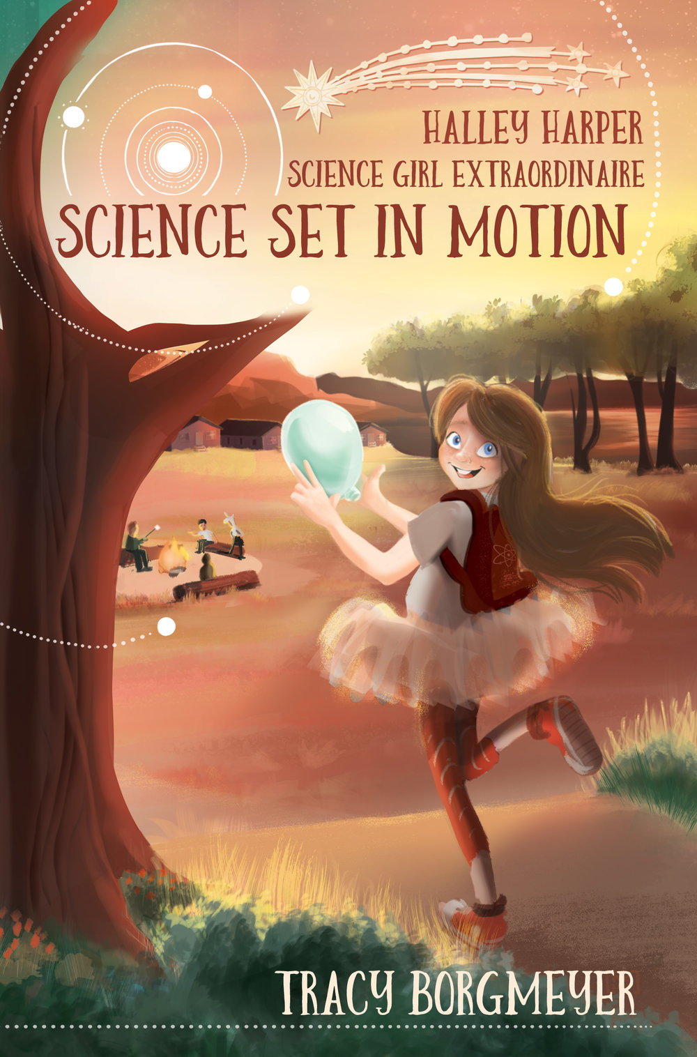 Book Cover: Halley Haper