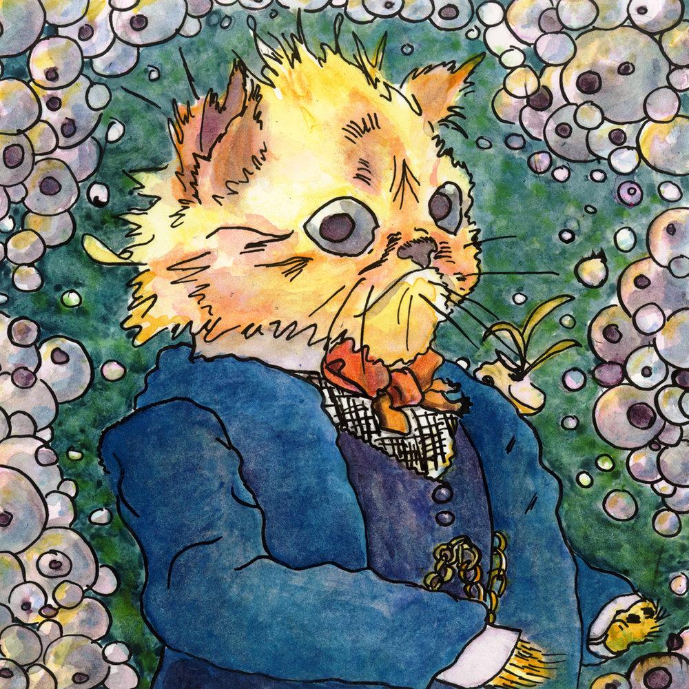 Walter Poter Cat, 2014