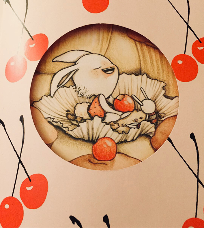 So Good For Little Bunnies 10th Anniversary Special Edition - by Brandi Milne  44 pages hardcover Embossed and stamped cover  Published by  Babytattoo   Signed     $30 shipped US  (international will be more… CA tax applies)