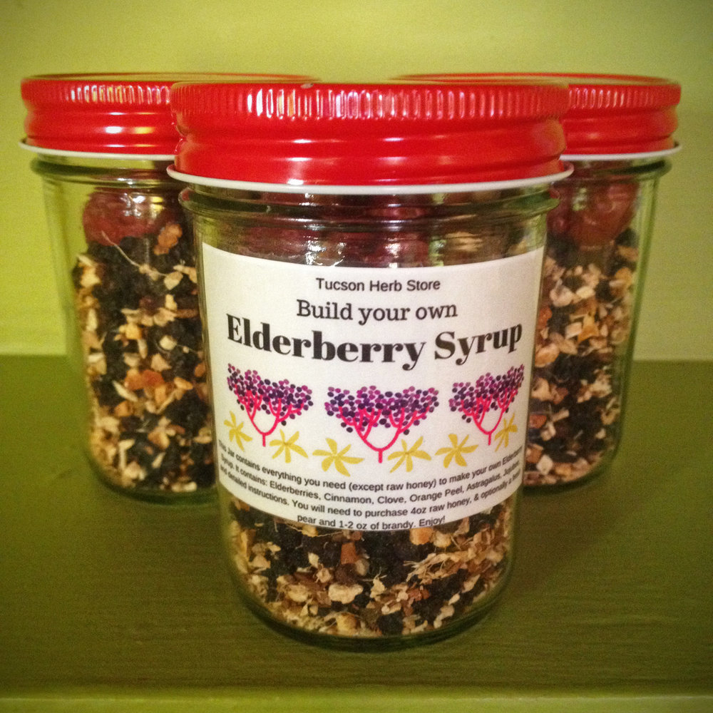 Our new elderberry syrup kit tucson herb store solutioingenieria Gallery