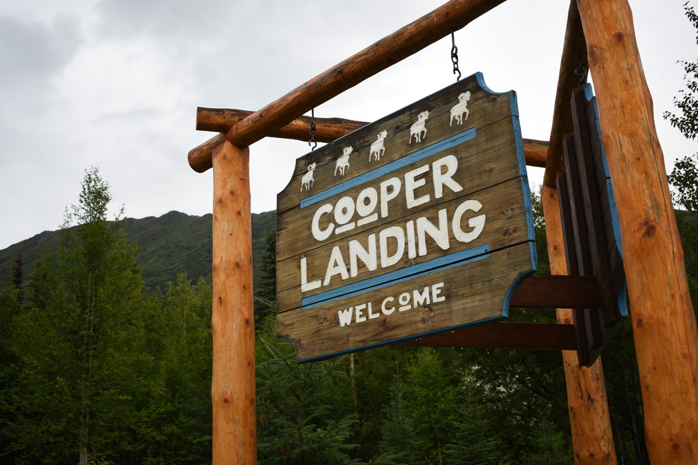 Our home in    Cooper Landing, AK    provides arguably one of the best jump-off locations for activities on the entire Kenai Peninsula.