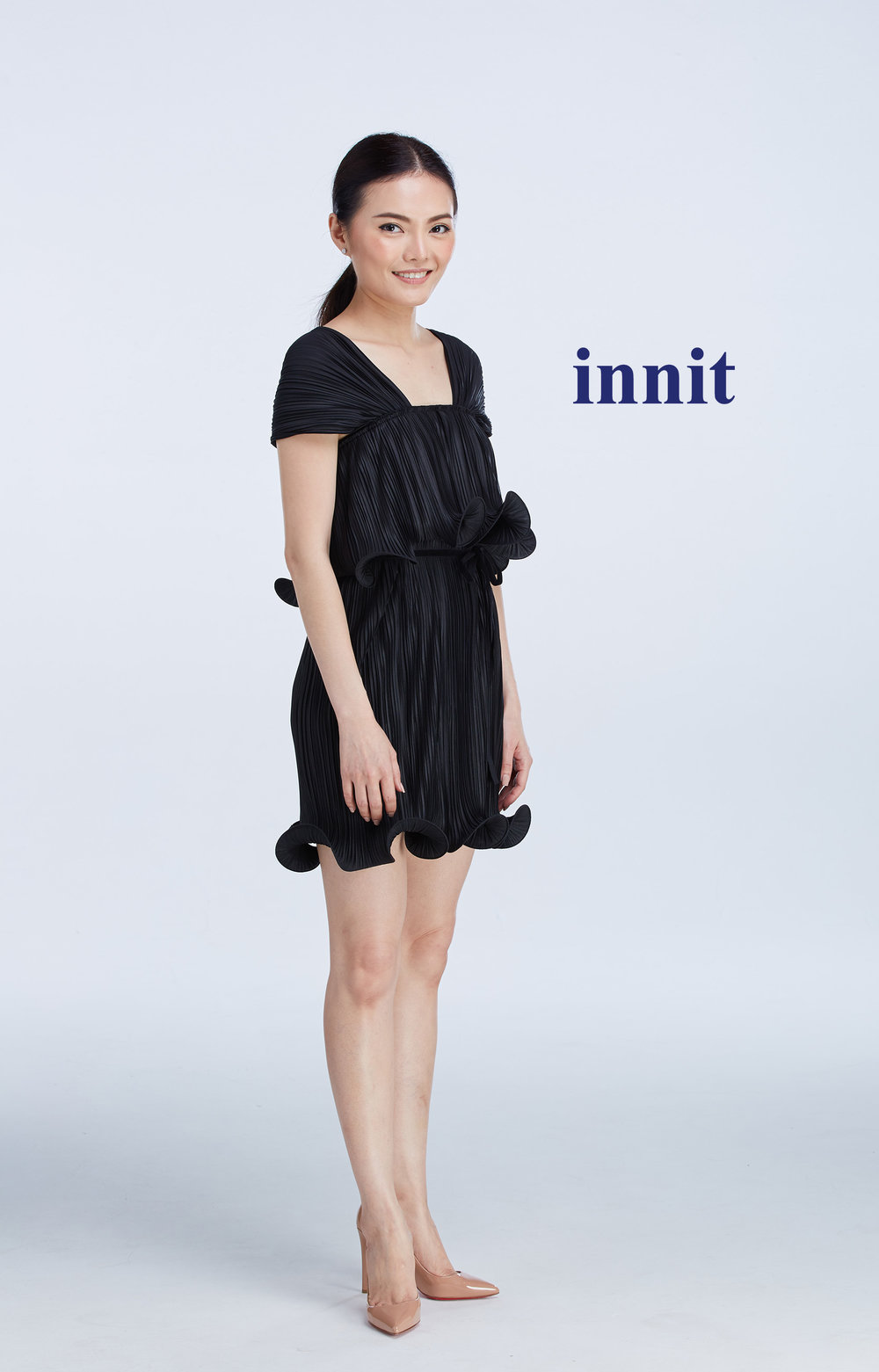 LUNAR SHORT DRESS 25""