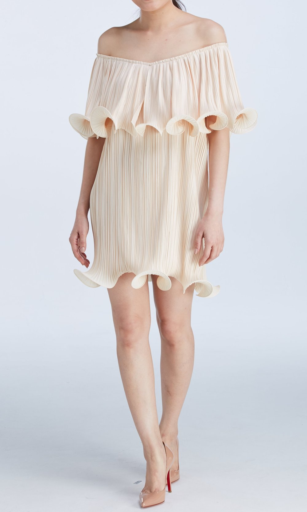 Signature Dress Double Curl