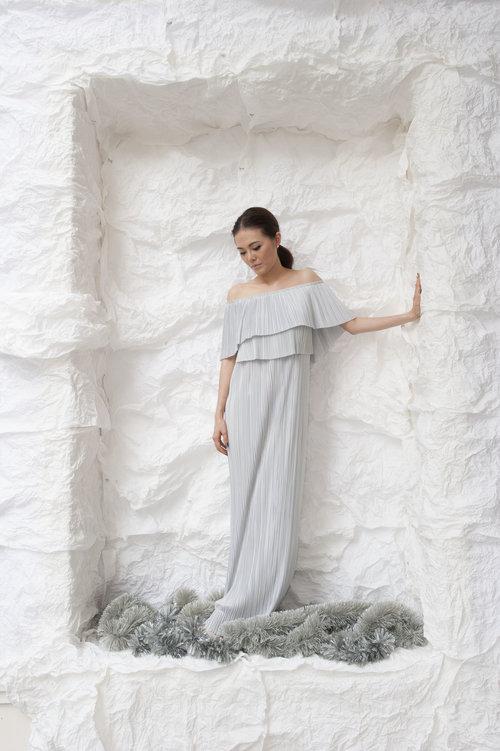 Campari Dress