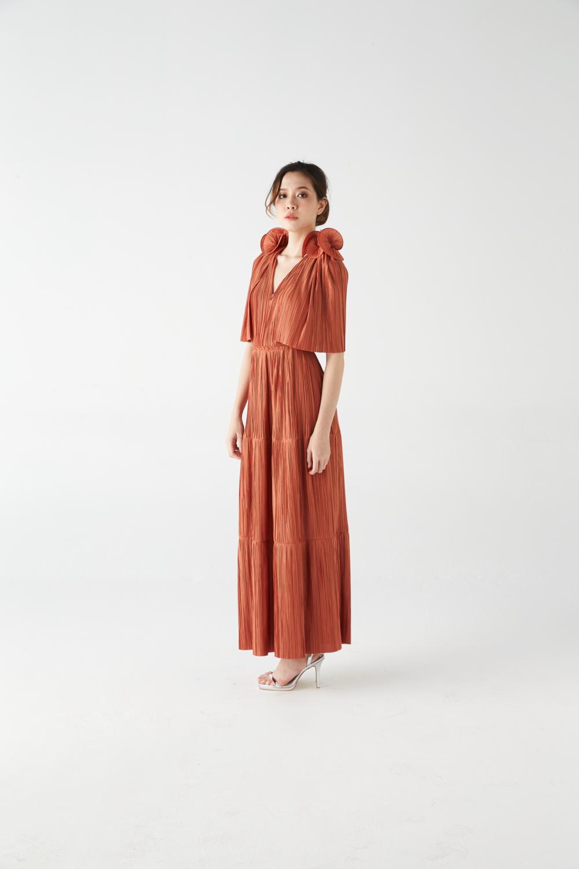 Crema Dress