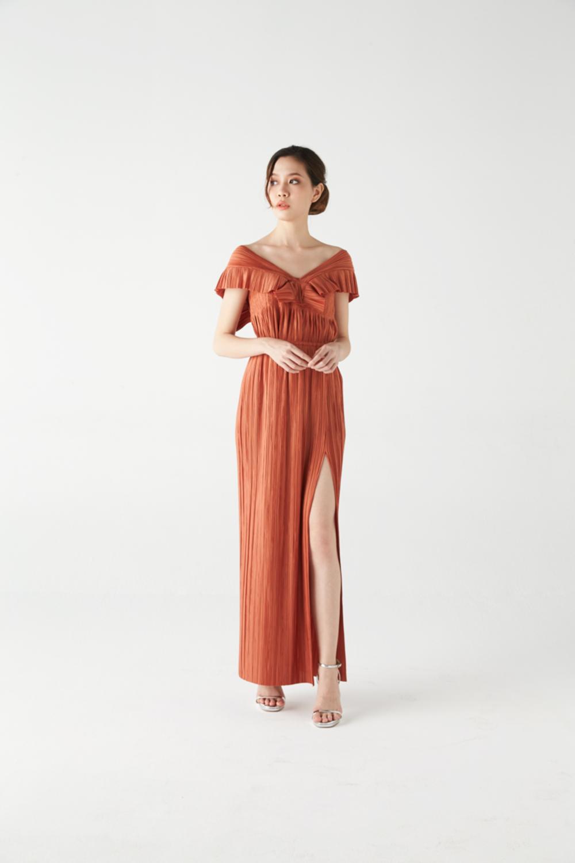 Kate Top   Slit Skirt