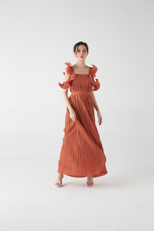 Meghan  Maxi Dress