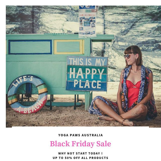 Serene sale on now at YogaPaws Aus 🙏🙏 up to 50% off all products 🙏🙏head to the website and check it out 🙏💙💜💚. . . #blackfriday2018  #infinitystrap #infinitybrik #yogapaws #yogapawsaus🐾 #wearyourmat #yogablocks #brik #doyogaanywhere #doyogaeverywhere #yogafit #yogainspiration #yogalife #yogaeverydamnday #yogaoutside #yogamom #strongwomen #stretch #practiceandalliscoming #practicemakesperfect #weekendyoga #namaste #wecandoit #lotuspose #peacockpose