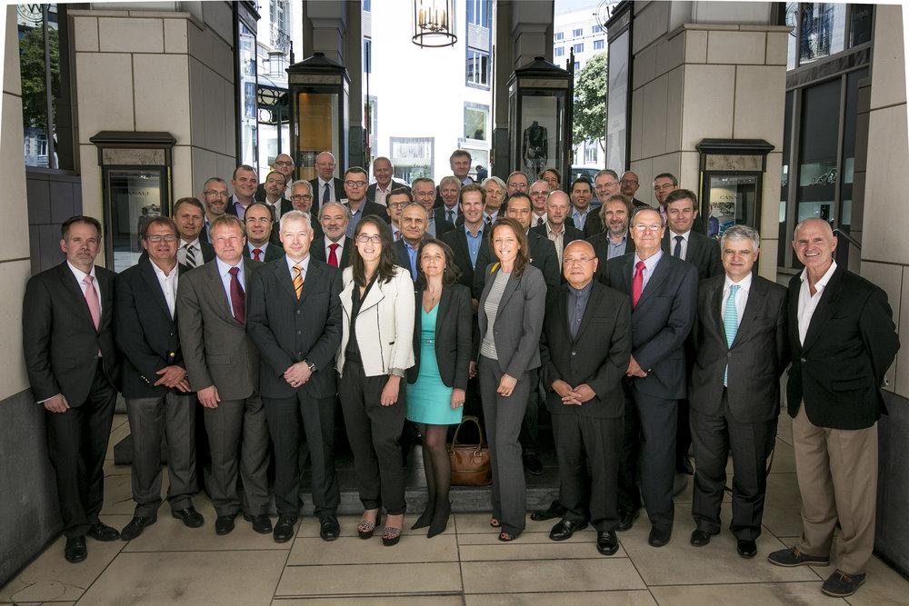 International CIONET Advisory Board - Europäische CIOs engagieren sich für europäische CIOs in unseren lokalen und im internationalen CIONET Advisory Board