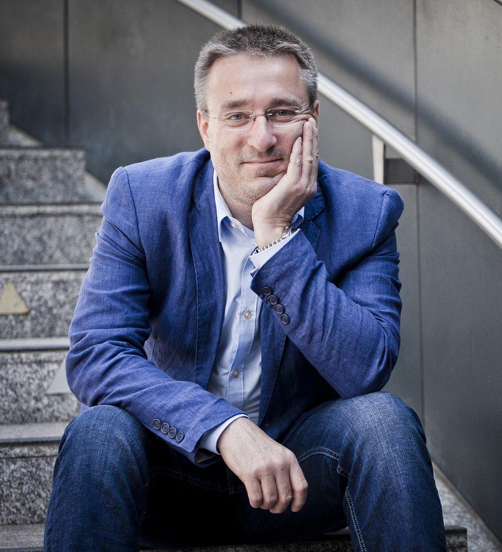 Thomas Siekmann,Chief Digital Officer bei Müller - Die Lila Logistik AG