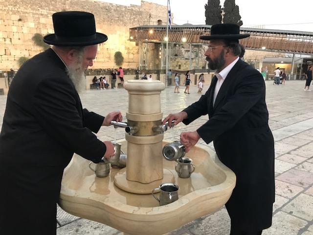 Jerusalem, die Klagemauer