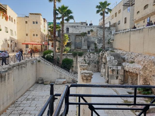 Impressionen aus der Altstadt in Jerusalem